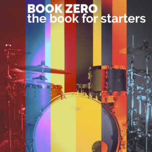 360DRUMS BOOK ZERO (the book for starters)